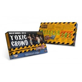 Zombicide: Toxic Crowd