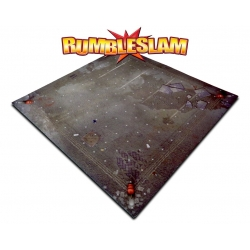 Rumbleslam Urban Ring Gaming Mat