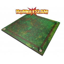 Rumbleslam Grassy Ring Gaming Mat