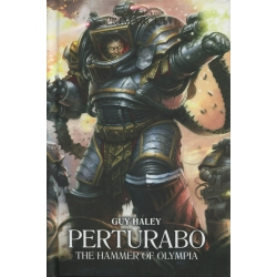 Primarchs: Perturabo, The Hammer of Olympia
