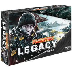 BLACK - Pandemic Legacy Season 2