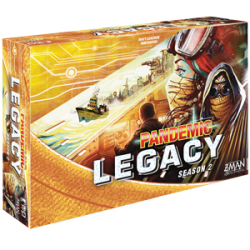 YELLOW - Pandemic Legacy Season 2