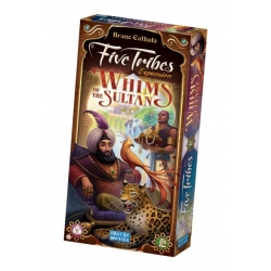 Whims of the Sultan: Five Tribes Expansion