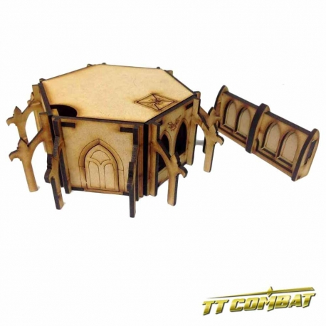 Gothic Outpost Building