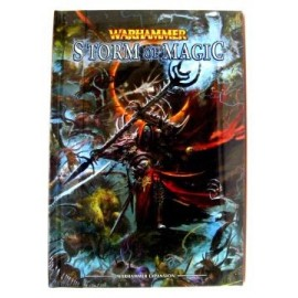 Warhammer - Storm of Magic Book