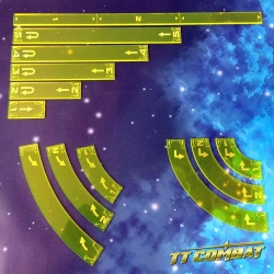Space Wing Templates (Helios Yellow)