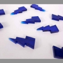 Blue Psychic Power Markers