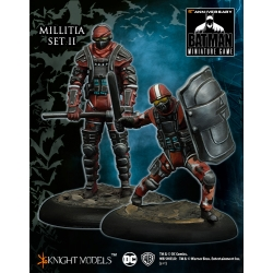 Militia Set II - Metal