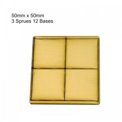 50mm x 50mm Bases