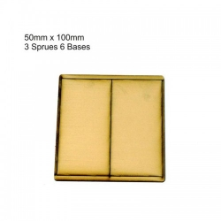 50mm x 100mm Bases