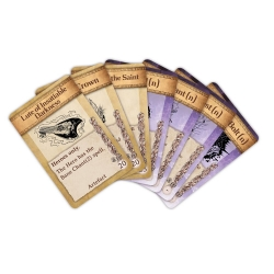 Kings of War Artefact/Spell Cards