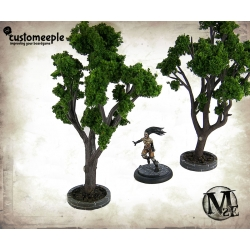 Malifaux Dollhouse Tree planter