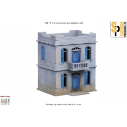 20mm Two Story North African House