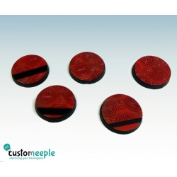 Oriental Base Tops - 40mm