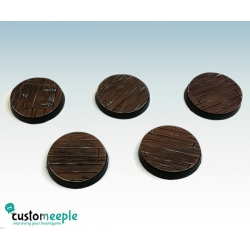 Wood Floor Base Tops - 25mm