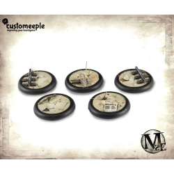 Malifaux Nythera Base Tops - 50mm