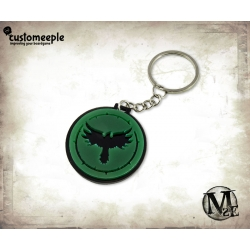 Malifaux Faction Key-ring - Resurrectionists