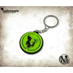 Malifaux Faction Key-ring - Gremlins