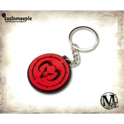 Malifaux Faction Key-ring - The Guild