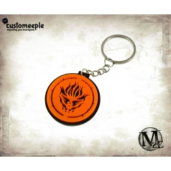 Malifaux Faction Key-ring - Ten Thunders