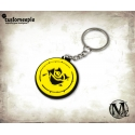 Malifaux Faction Key-ring - Outcast