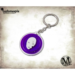 Malifaux Faction Key-ring - Neverborn