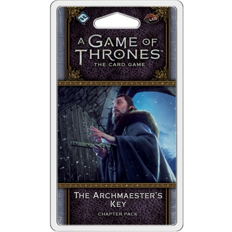 The Archmaester's Key