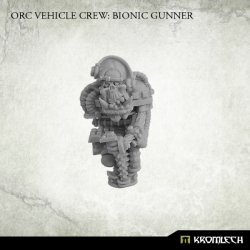 Orc Vehicle Crew: Bionic Gunner
