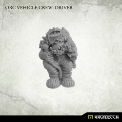 Orc Vehicle Crew: Driver