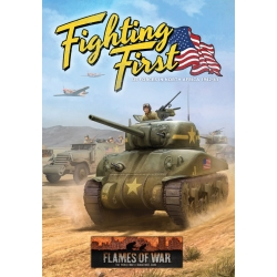 Fighting First Hardback