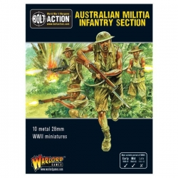 Australian Militia Infantry Section (Pacific)