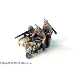 SdKfz 250/7 & 251/2 Mortar Carriage expansion kit
