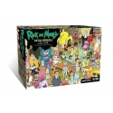 """Rick And Morty """"Total Rickall"""" Cooperative Card Game"""