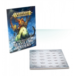 Warscroll Cards: Beastclaw Raiders