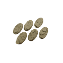 Shale Bases, Oval 60mm