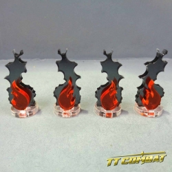 Fire Markers