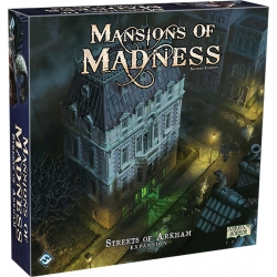 Streets of Arkham Expansion