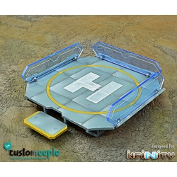 Infinity Heliport Platform - Combined Army