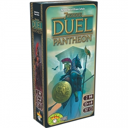 Pantheon: 7 Wonders Duel Expansion