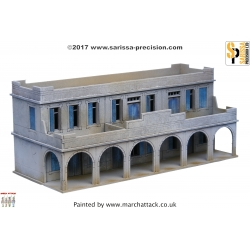 20mm Souk Building Two Storey