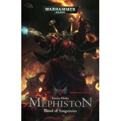 Mephiston: Blood Of Sanguinius Paperback