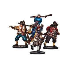 Forlorn Hope Unit (Buccaneer Storming Party)