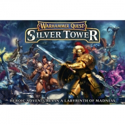 Warhammer Quest: Silver Tower - French