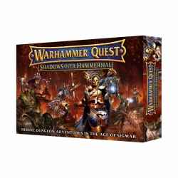 Warhammer Quest: Shadows Over Hammerhal - French