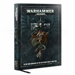 Warhammer 40000 Rulebook 8th Edition - German