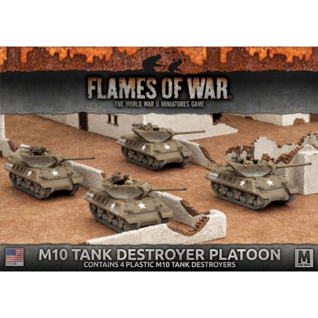 M10 3-Inch Tank Destroyer Platoon