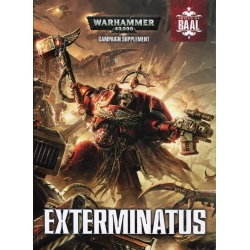 Shield Of Baal: Exterminatus Softback