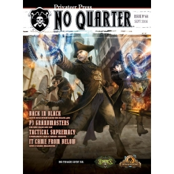No Quarter 68 - July 2016