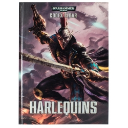 Codex: Harlequins - Spanish