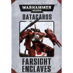 Datacards: Farsight Enclaves - English